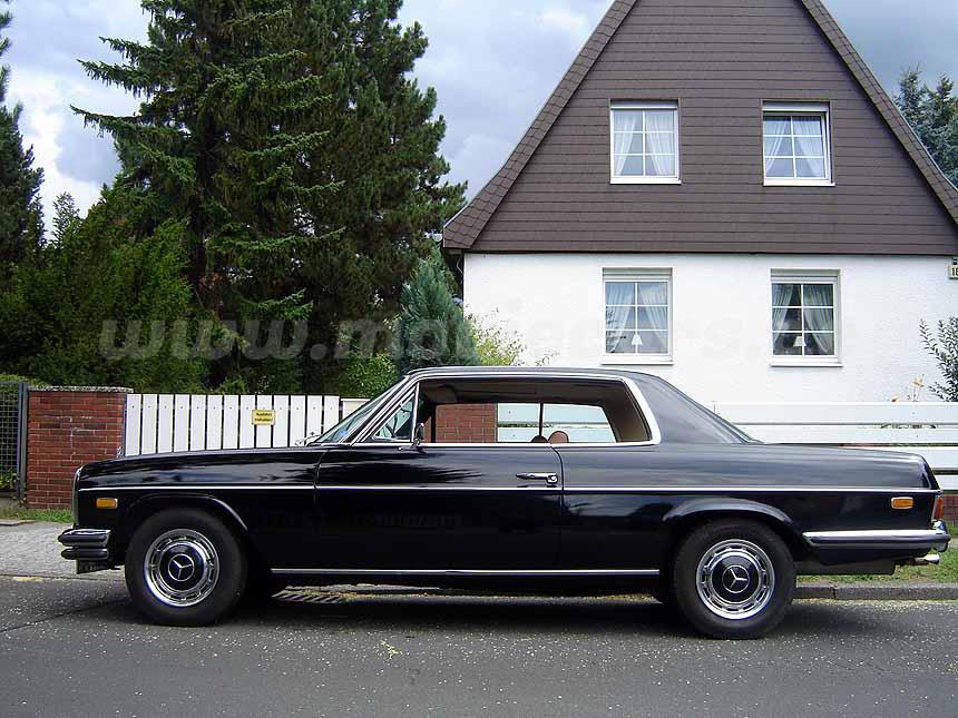 mercedes 8 coupe 280c moviecars. Black Bedroom Furniture Sets. Home Design Ideas