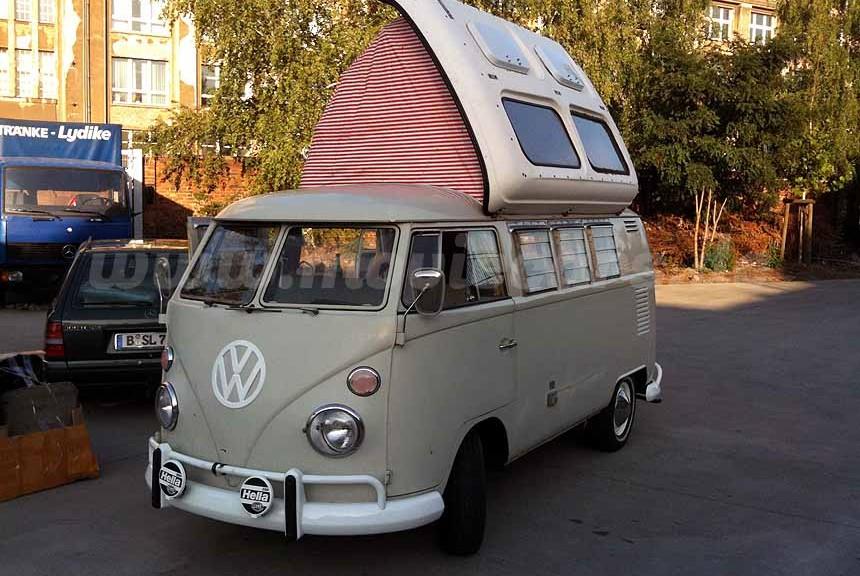 volkswagen vw  camper westfalia moviecars