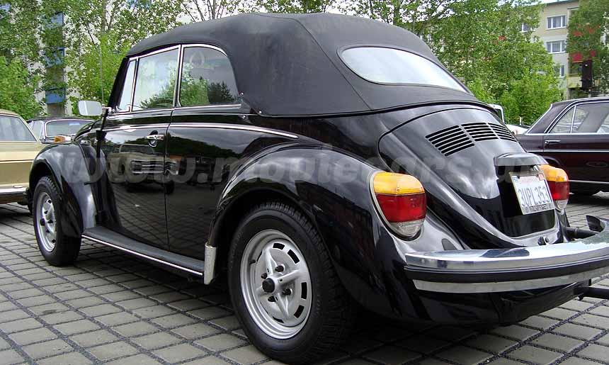 Volkswagen Vw K 228 Fer 1303 Cabriolet Moviecars