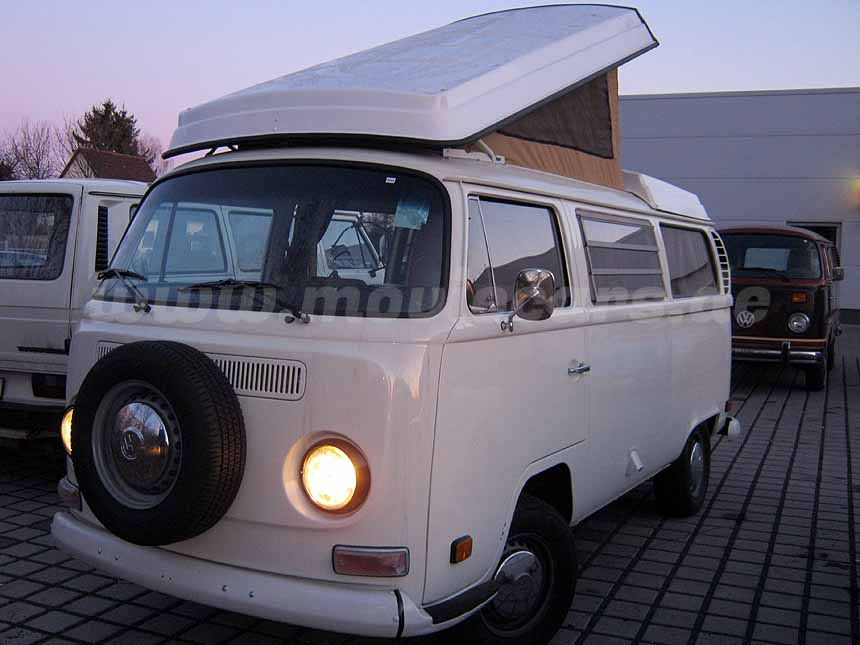 volkswagen t2a camper wohnmobil westfalia moviecars. Black Bedroom Furniture Sets. Home Design Ideas