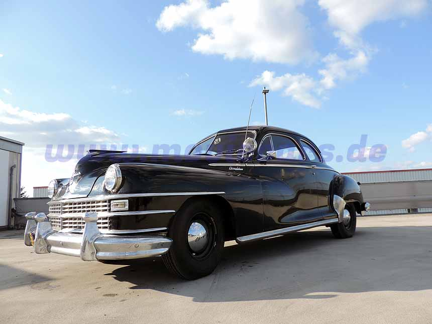 1948 chrysler imperial business coupe moviecars