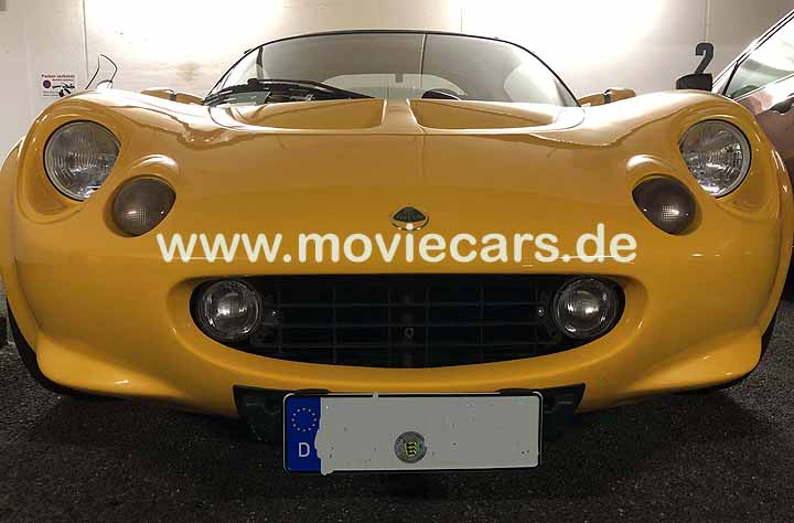 lotus elise 111 s moviecars. Black Bedroom Furniture Sets. Home Design Ideas
