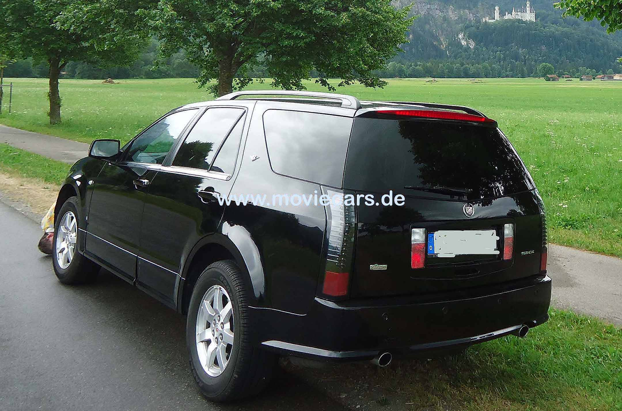 cadillac srx suv moviecars. Black Bedroom Furniture Sets. Home Design Ideas