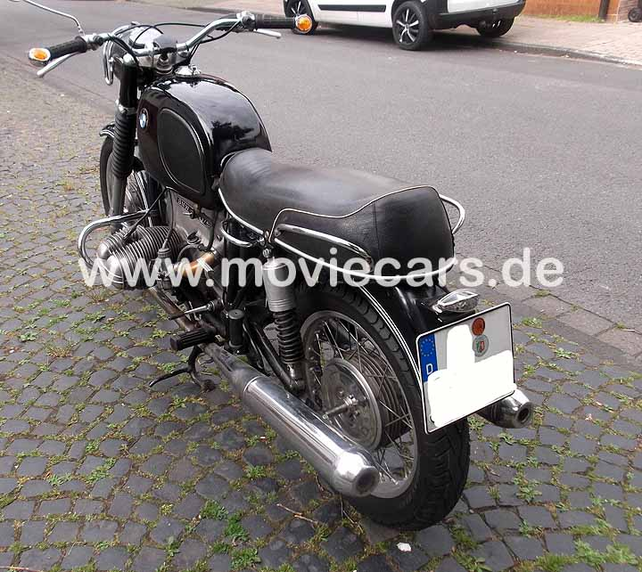 bmw r 60 moviecars. Black Bedroom Furniture Sets. Home Design Ideas